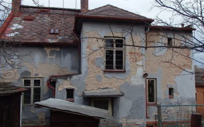 001 – Rekonstrukce nebo novostavba